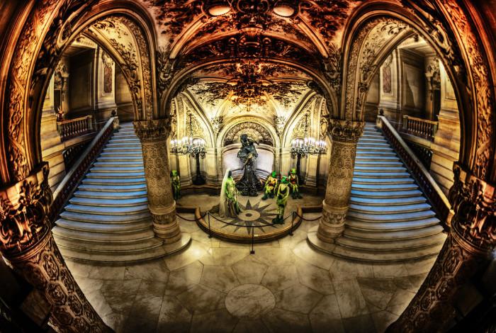 Апартаменты неведомой принцессы. Автор фото: Trey Ratcliff.