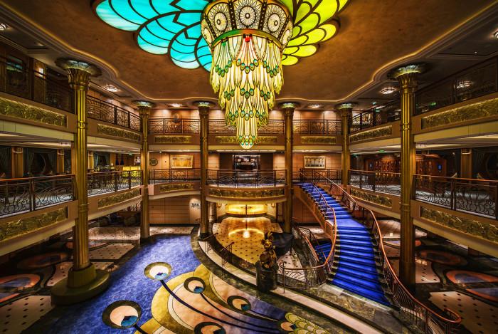 Загадочный интерьер. Автор фото: Trey Ratcliff.