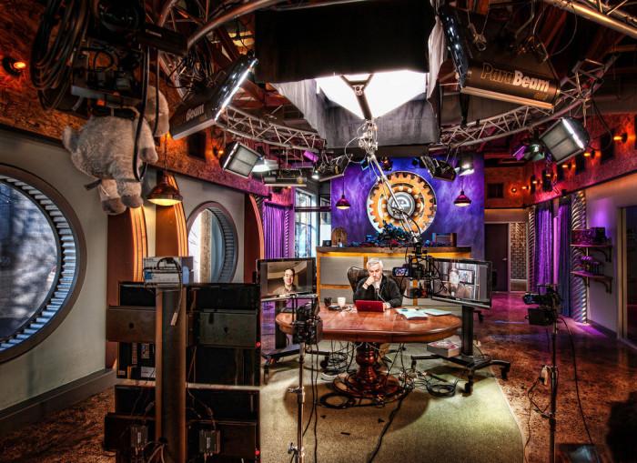 Современный мир. Автор фото: Trey Ratcliff.
