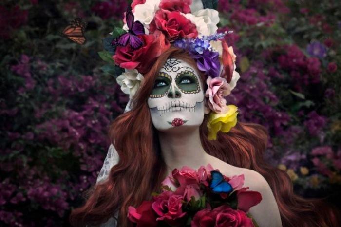 Цветы для мертвых. Сюрреалистические фотографии  Трини Шульц (Trini Schultz).