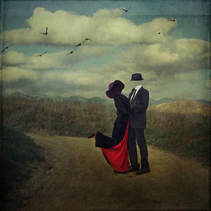 Когда мы уйдем... Воспоминания - это все что от нас осталось... (When We're Gone, Memories of Us Are All That Remain). Автор работ: Трини Шульц (Trini Schultz).