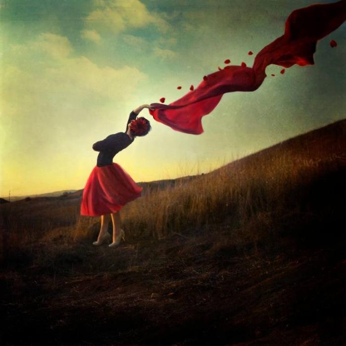 Небесные лепестки (Petals From Heaven). Автор работ: Трини Шульц (Trini Schultz).