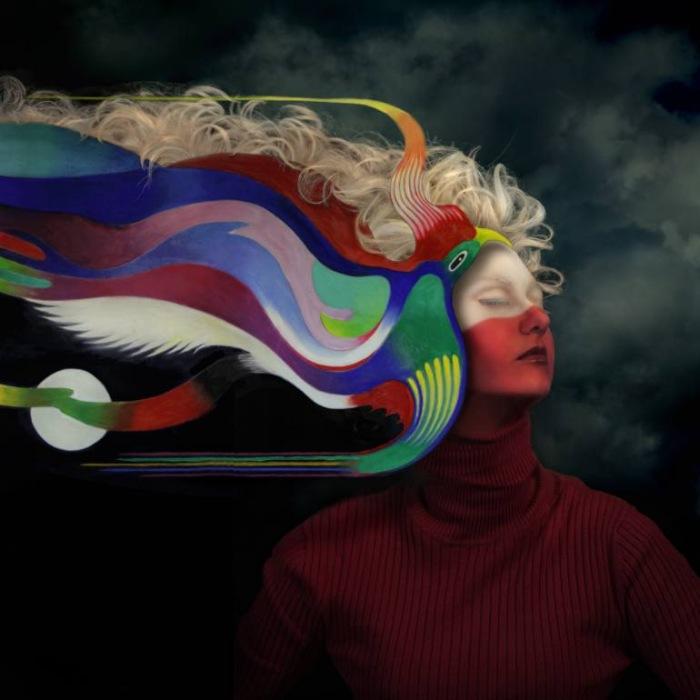 Почувствовать ветер (To Feel The Wind). Автор работ: Трини Шульц (Trini Schultz).