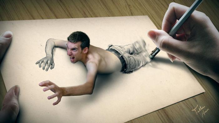 Верните мне ноги! Автор: Tullius Heuer.
