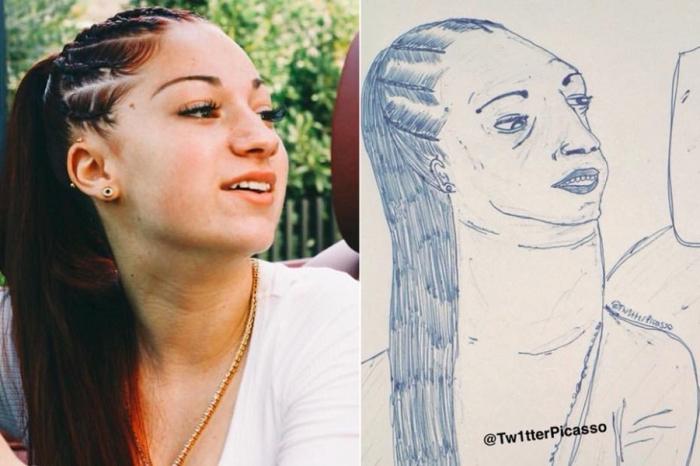 Даниэлла Песковиц Бреголи — американский хип-хоп-исполнитель и интернет-мем. Автор: Twitter Picasso.