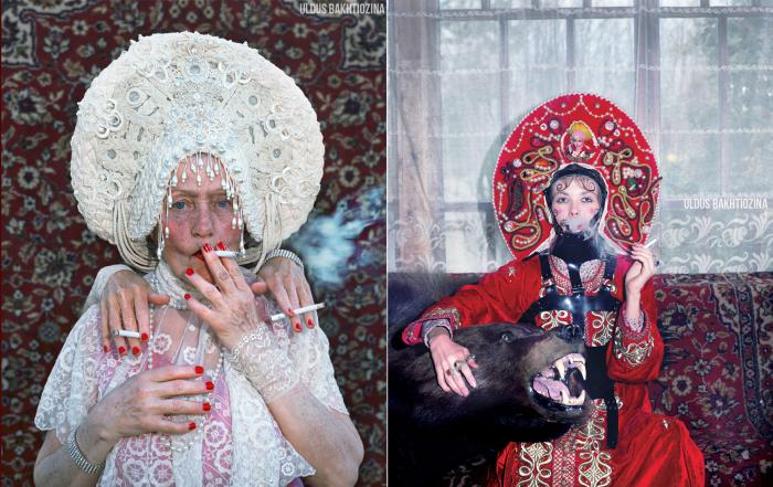 Русские сказки на новый лад. Автор фото: Юлдуз Бахтиозина (Uldus Bakhtiozina).