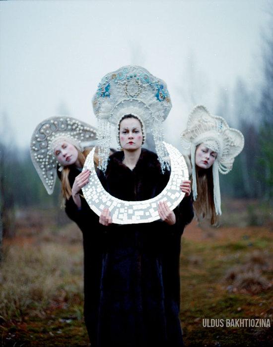 Сказки на новый лад. Автор фото Юлдуз Бахтиозина (Uldus Bakhtiozina).
