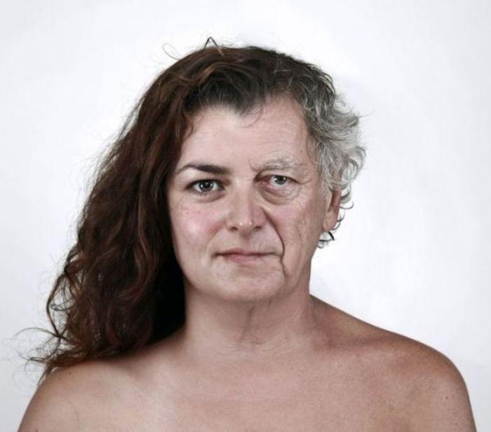 Генетические портреты от канадского фотографа Ульрих Коллет (Ulric Collette). Дочь и отец: Мели  и Дэниел.