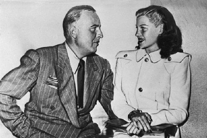 Рита Хейворт и её первый муж Эдди Джадсон. \ Фото: google.com.