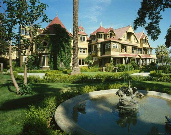 Таинственный дом Винчестеров. \ Фото: psychologytoday.com.