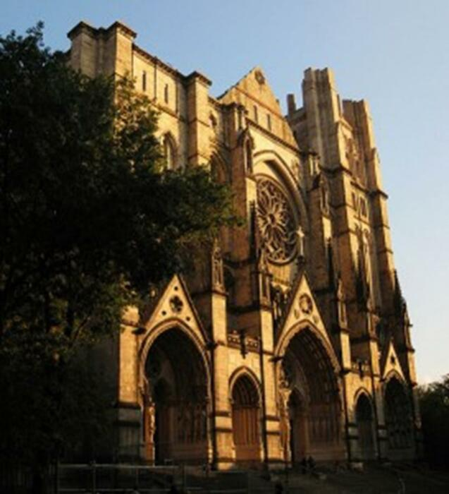 Собор Святого Иоанна Богослова, Нью-Йорк. \ Фото: religioustravelplanningguide.com.