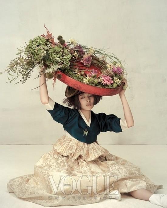 Фотосессия Vogue Корея.