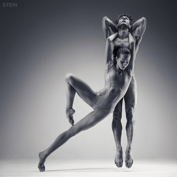 Танец единения. Художественные ню фотографии Вадима Штейна (Vadim Stein).