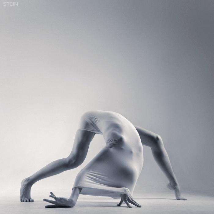 Невероятные формы. Художественные ню фотографии Вадима Штейна (Vadim Stein).