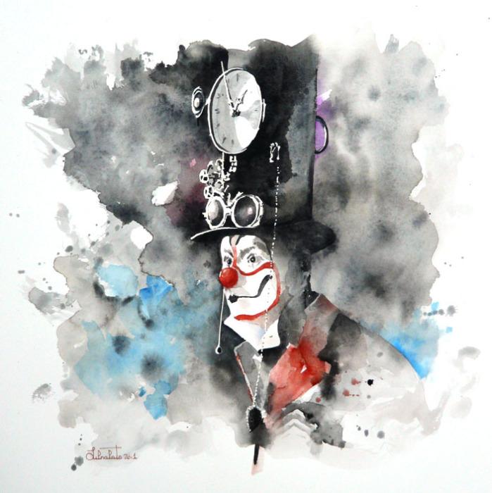 Время не ждёт. Автор: Valerio Libralato.