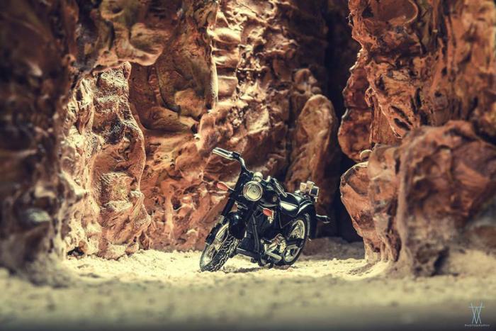 Пещера. Автор: Vatsal Kataria.