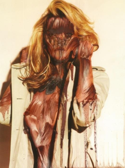 Страх и ужас в  работах уличного художника Вермибус (Vermibus).