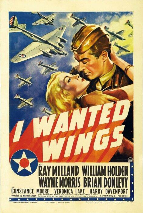 Постер к фильму Мне нужны крылья. \ Фото: filmpro.ru.