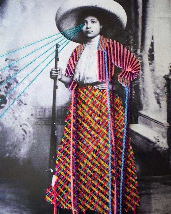 Ромуальдо Гарсия. Автор: Victoria Villasana.