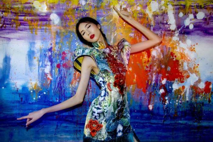 Буйство красок и цветов. Автор: Viet Ha Tran.
