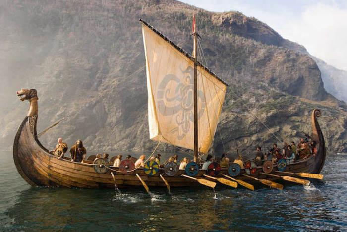 Внезапные набеги викингов. \ Фото: news.ru.