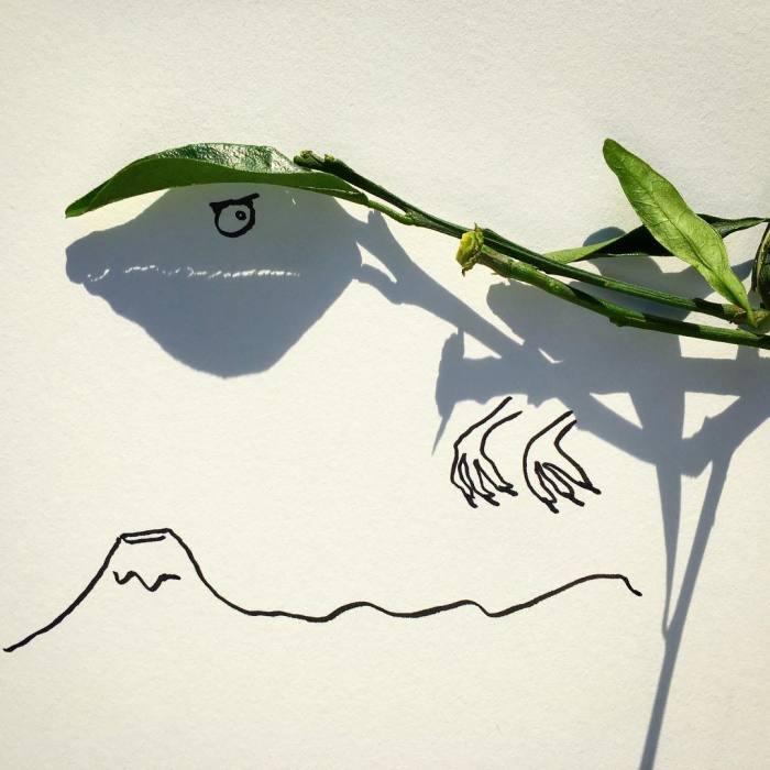 Динозавр. Автор: Vincent Bal.