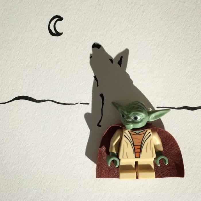 На луну. Автор: Vincent Bal.