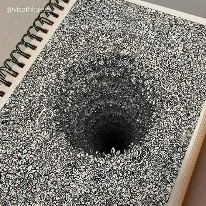 Воронка. Автор: Visoth Kakvei.