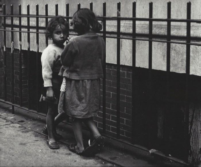 Испанский Гарлем, 1940-е годы. Автор: Vivian Cherry.