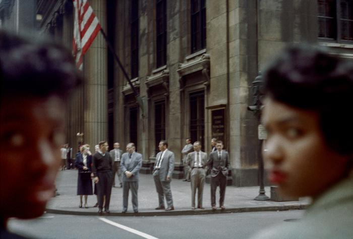 Чикаго, 1959 год. Автор: Vivian Maier.