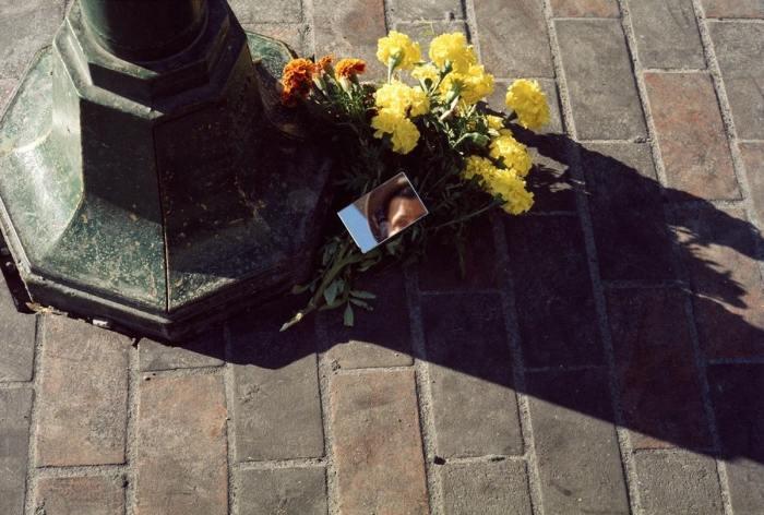 Автопортрет, 1975 год. Автор: Vivian Maier.