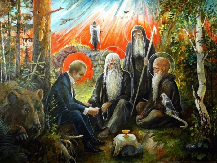 Простые радости. Автор: Владимир Березин.