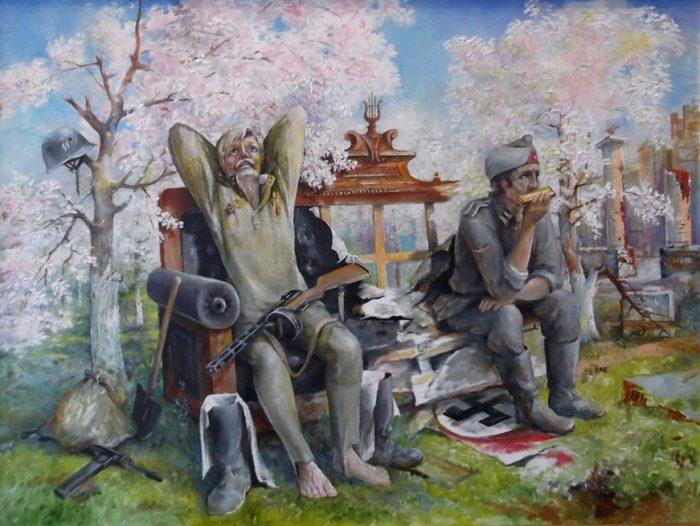 Великая весна – Звуки тишины. Автор: Владимир Березин.