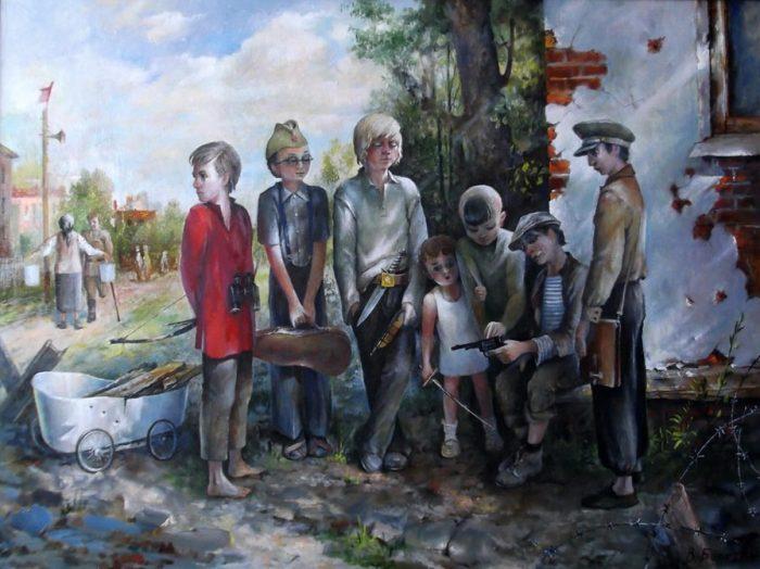 Чёрный пистолет – Второй фронт. Автор: Владимир Березин.