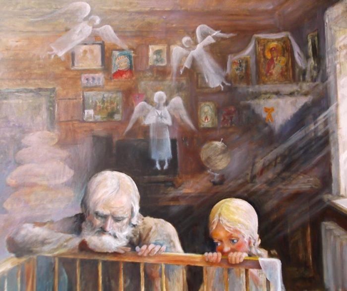 Наследник родился. Автор: Владимир Березин.