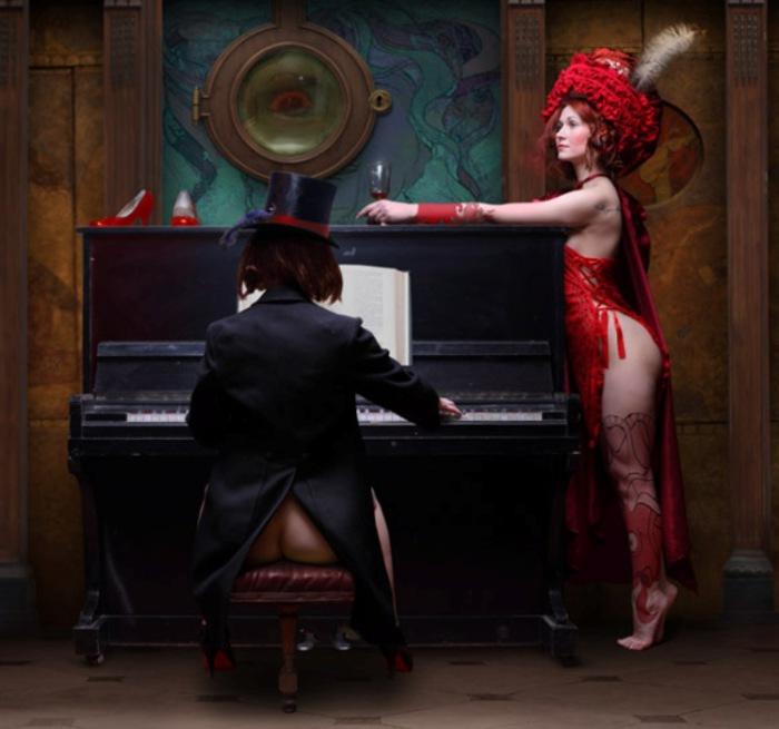 Музыкальная пауза. Автор: Владимир Федотко.