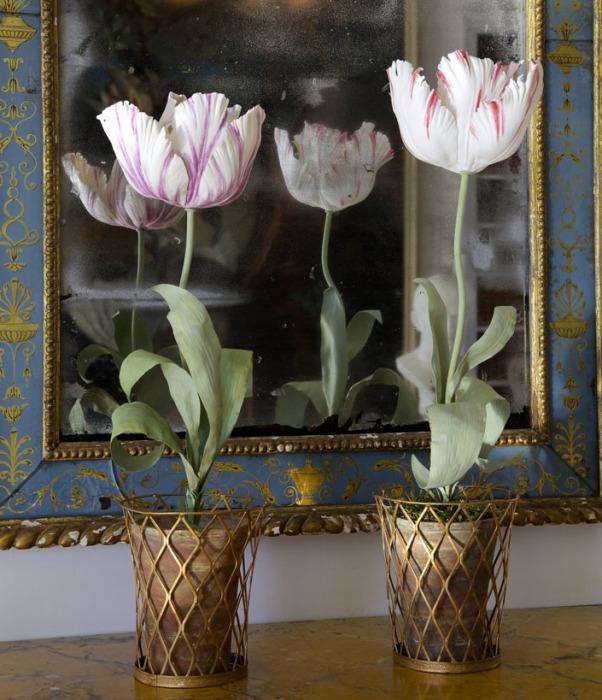 Нежные тюльпаны. Автор: Владимир Каневский.