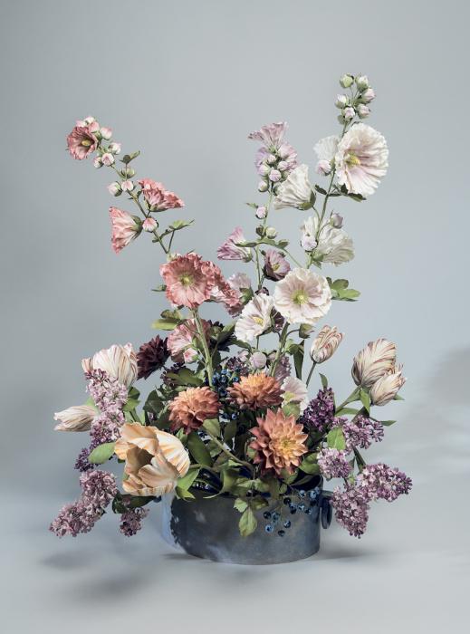 Прекрасные цветы. Автор: Владимир Каневский.