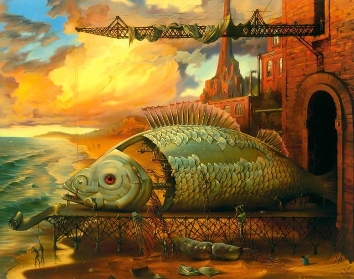 Проект Глубокое море. Автор: Владимир Куш.