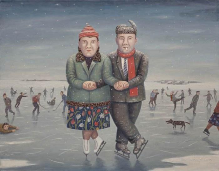 Фото на память. Автор работ: Владимир Любаров (Vladimir Lyubarov).