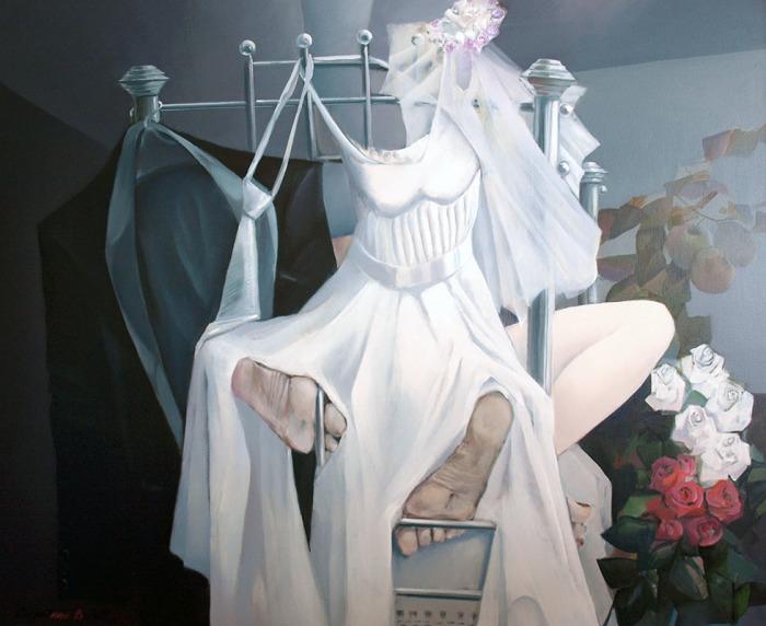 Свадьба в сентябре. Автор: Владимир Солдтакин.