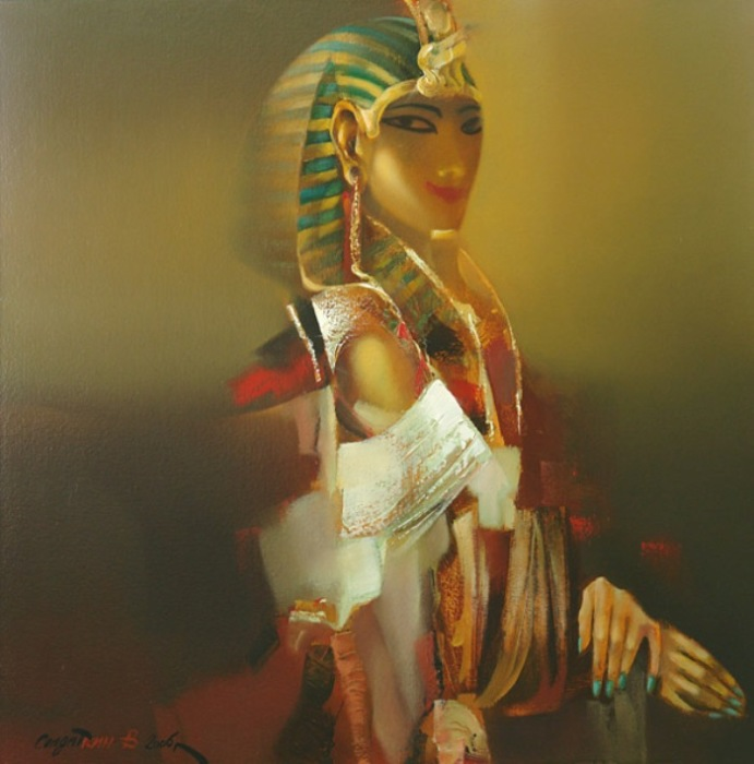 Фараон. Автор: Владимир Солдтакин.