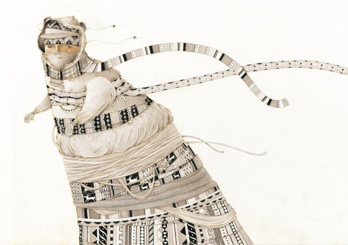 Зимняя прогулка. Автор: Vorja Sanchez.