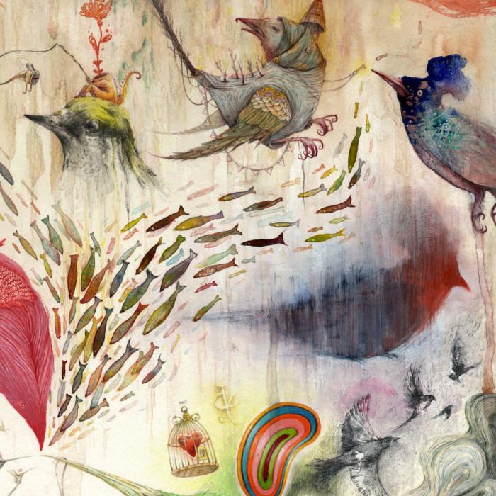 Птицы. Автор: Vorja Sanchez.