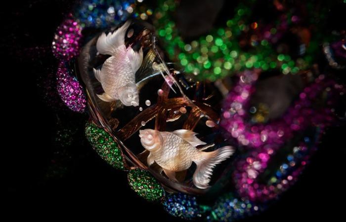 Рыбки. Автор: Wallace Chan.