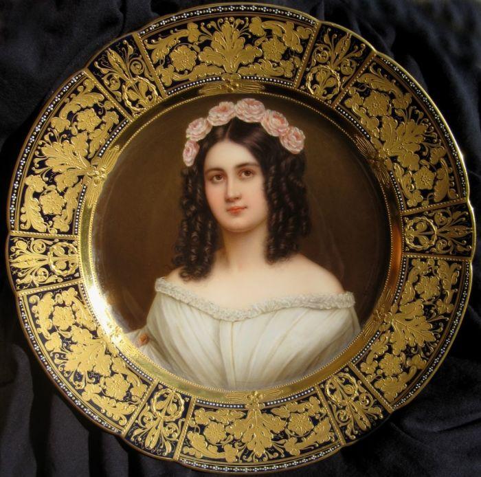 Принцесса Александра Амалия Баварская. \ Фото: pinterest.com.