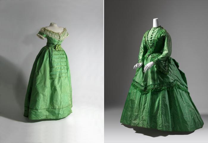 Ядовитые платья.