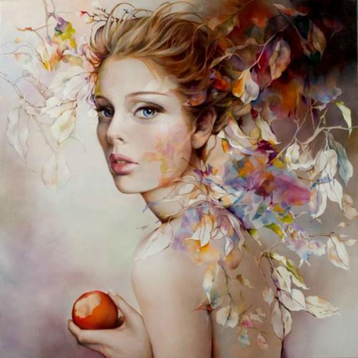 Потрясающие картины Венди Энджи (Wendy Ng).