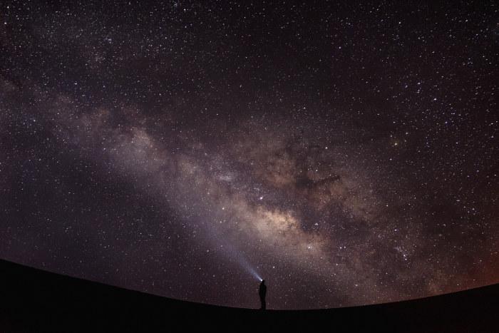Млечный путь. Автор: Witold Ziomek.