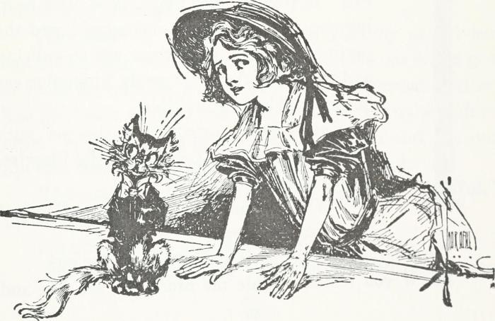Дороти и Бангл. \ Фото: commons.wikimedia.org.